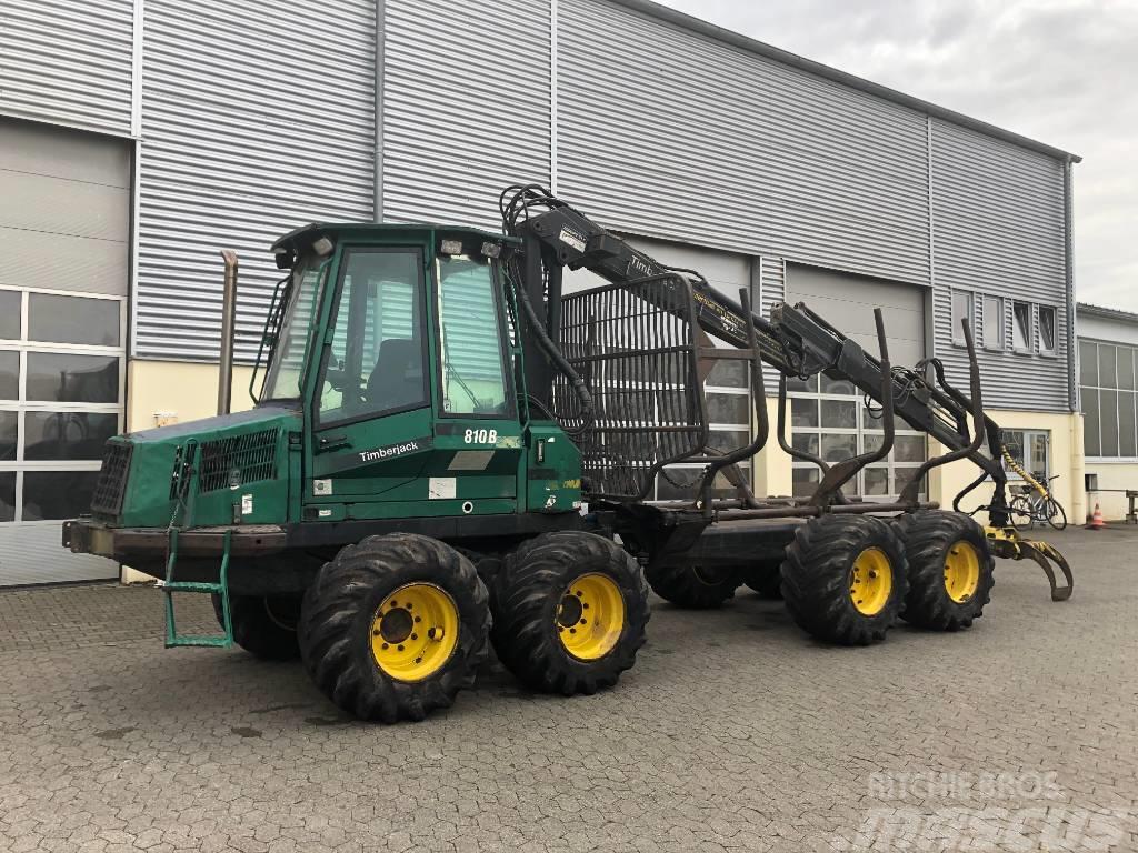 Timberjack 810 810