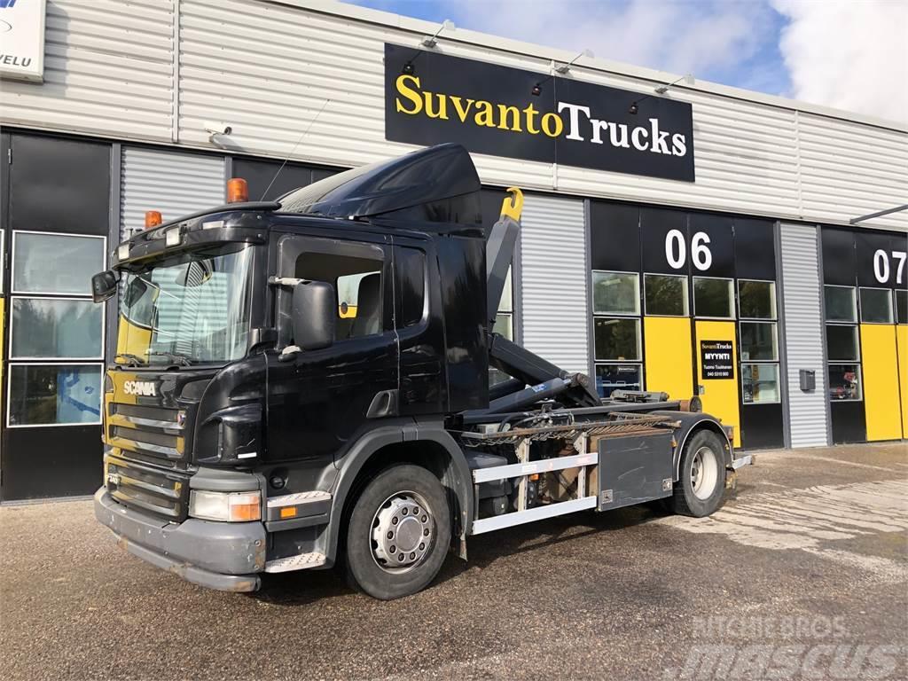 Scania P340 4x2