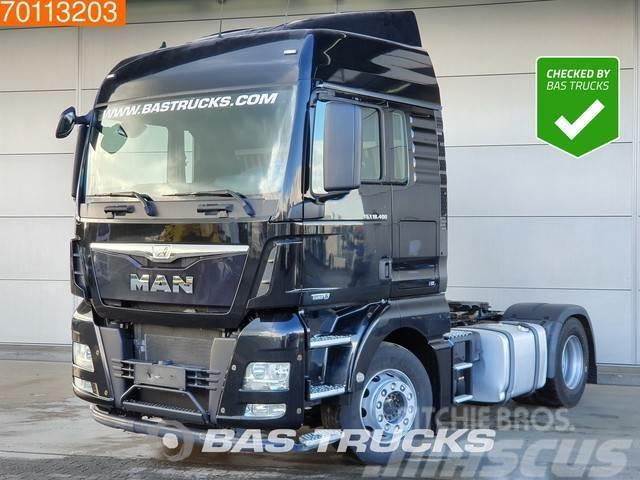 MAN TGX 18.400 4X2 Intarder Standklima Euro 6