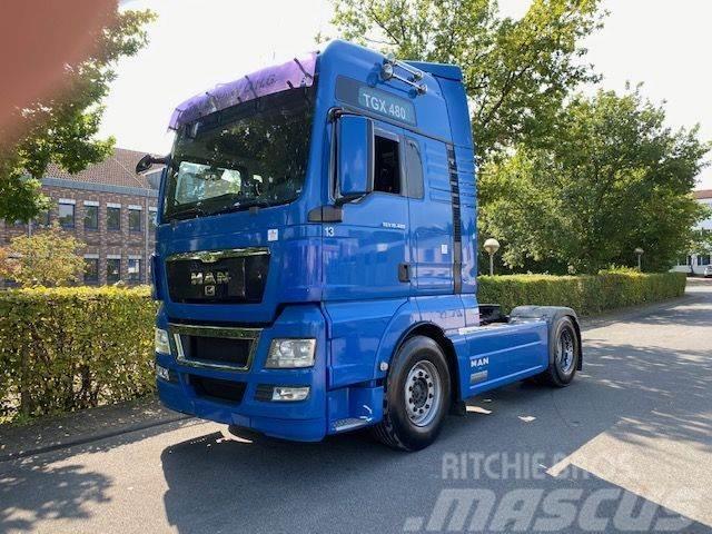 MAN TGX 18.480 XXL Retarder / Euro 5 / D-LKW