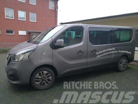 Nissan Transporter - Van (Nissan, NV 300)