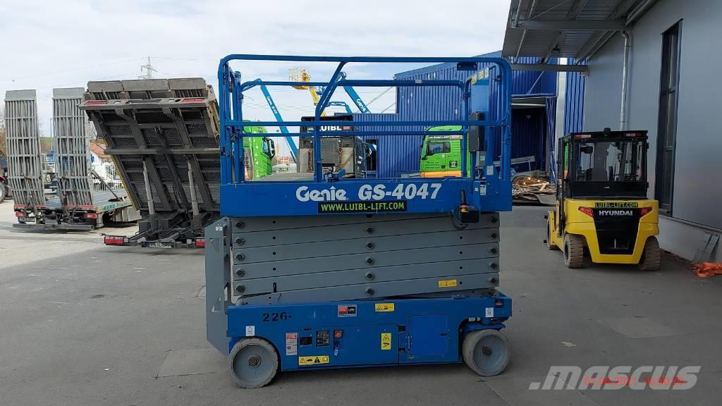 Genie GS 4047 / 179 operating hours