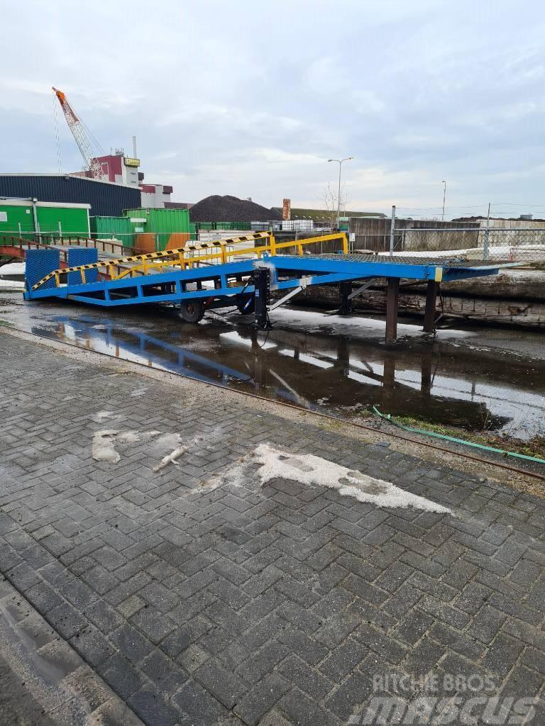 [Other] Laadbrug /laadramp hercules 10.000kg loadingramp