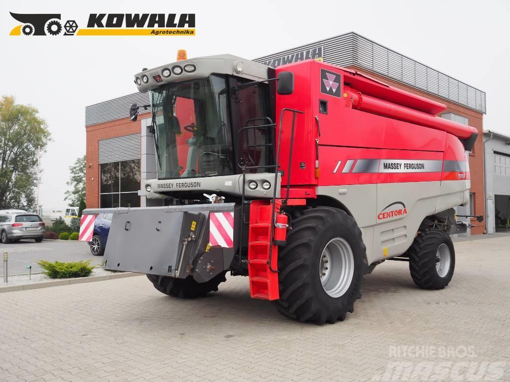 Massey Ferguson 7282 Centora + PF 7,7 m