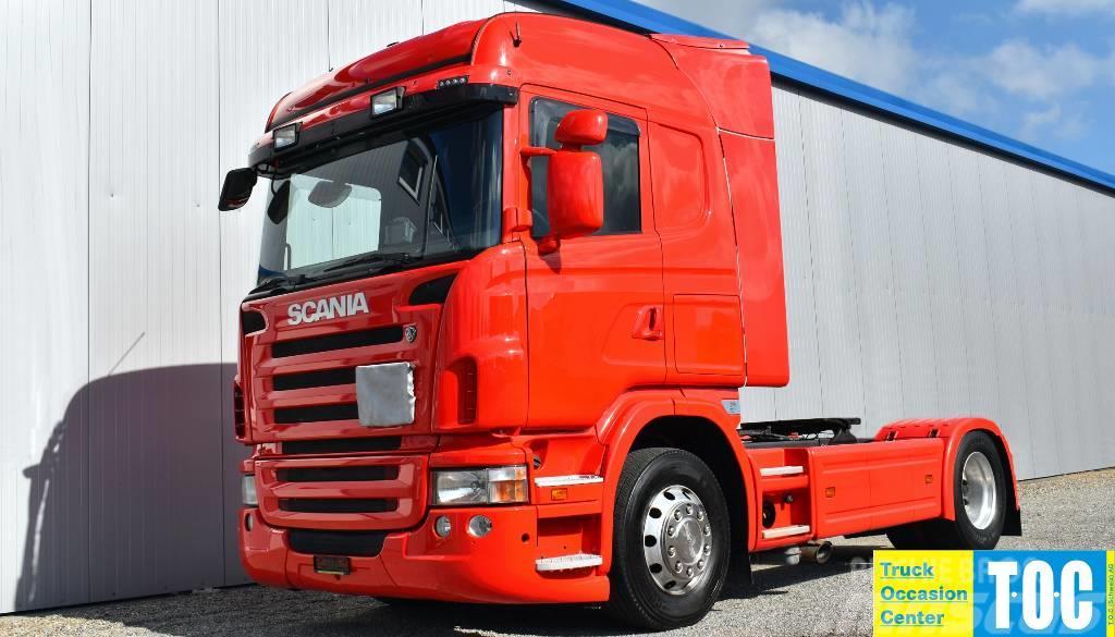 Scania G 480 4x2 RET ADR Hydraulik