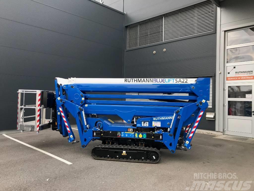 Bluelift SA 22