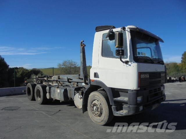 DAF CF85.340, 2000, Chassier