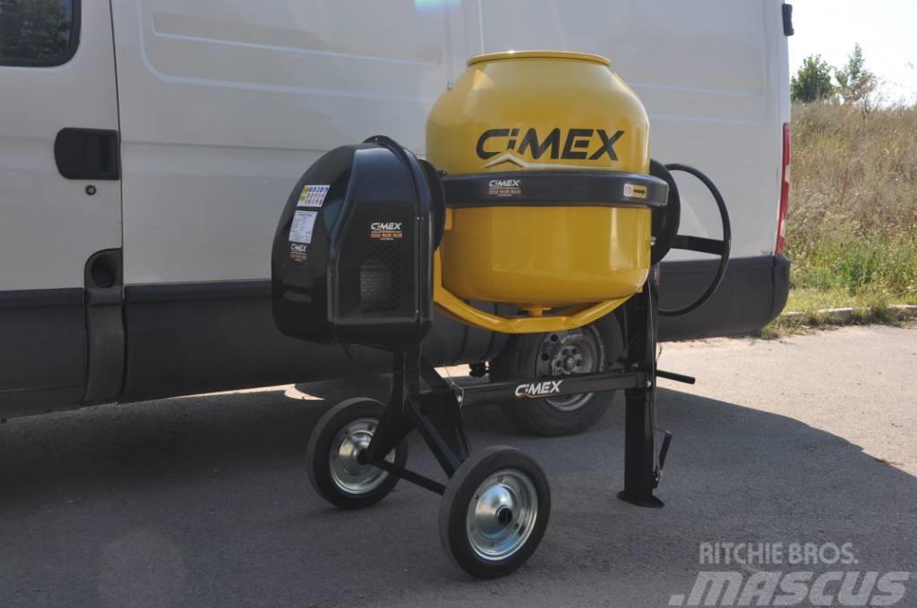 [Other] CIMEX Concrete Mixer 320L MIX320