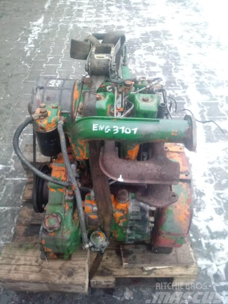 Deutz MWM D325-2 Silnik Motor Engine