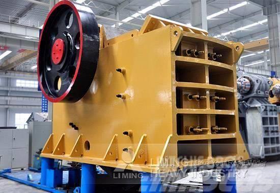 Liming 110-250t/h PE750×1060Concasseur à Mâchoire