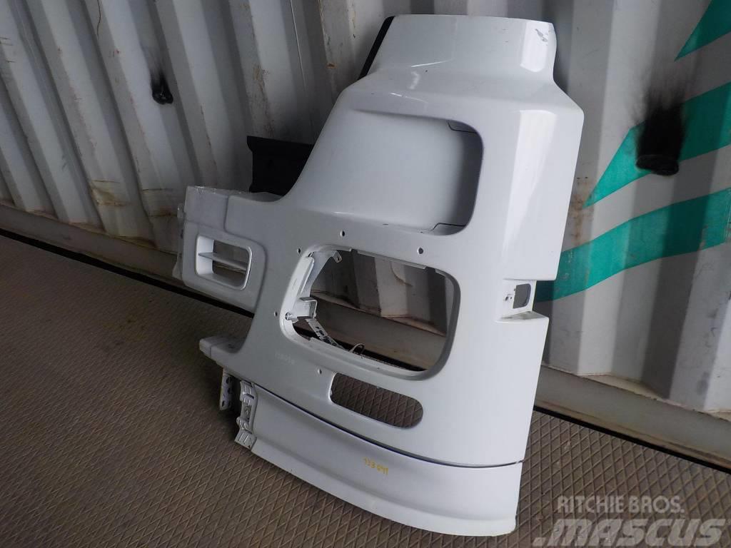 Mercedes-Benz Actros MPII Front bumper left part 9438803873 9438