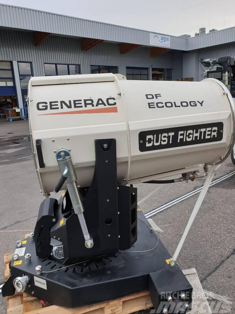 Generac Mobile Dust Fighter DF5000