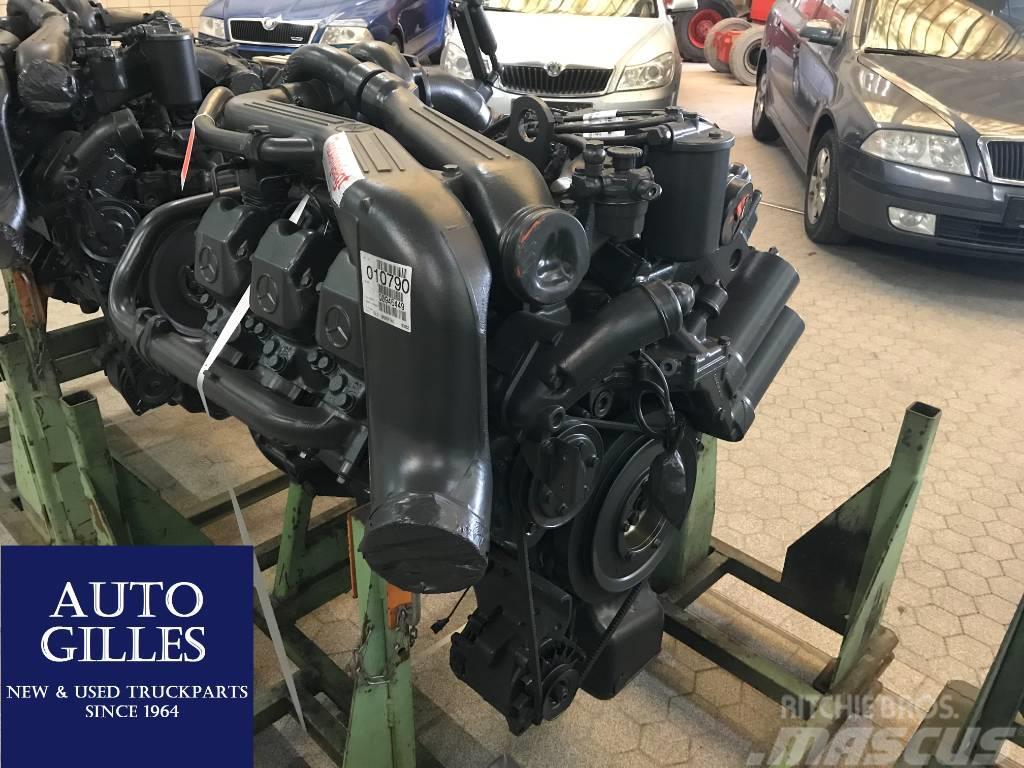 Mercedes-Benz OM 401 LA / OM401LA Motor