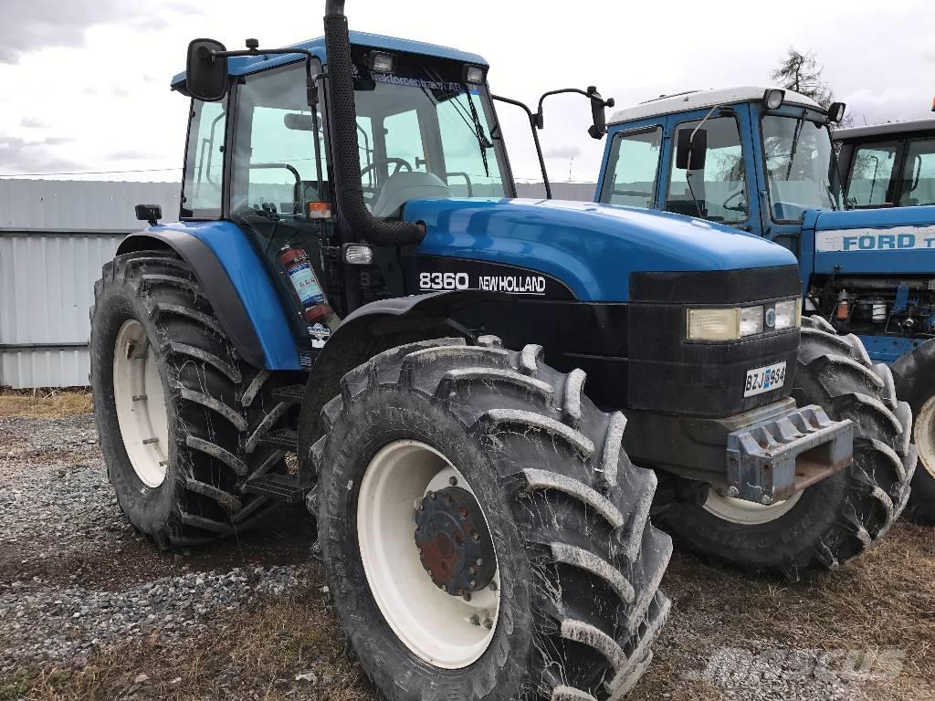 New Holland 8360 RC