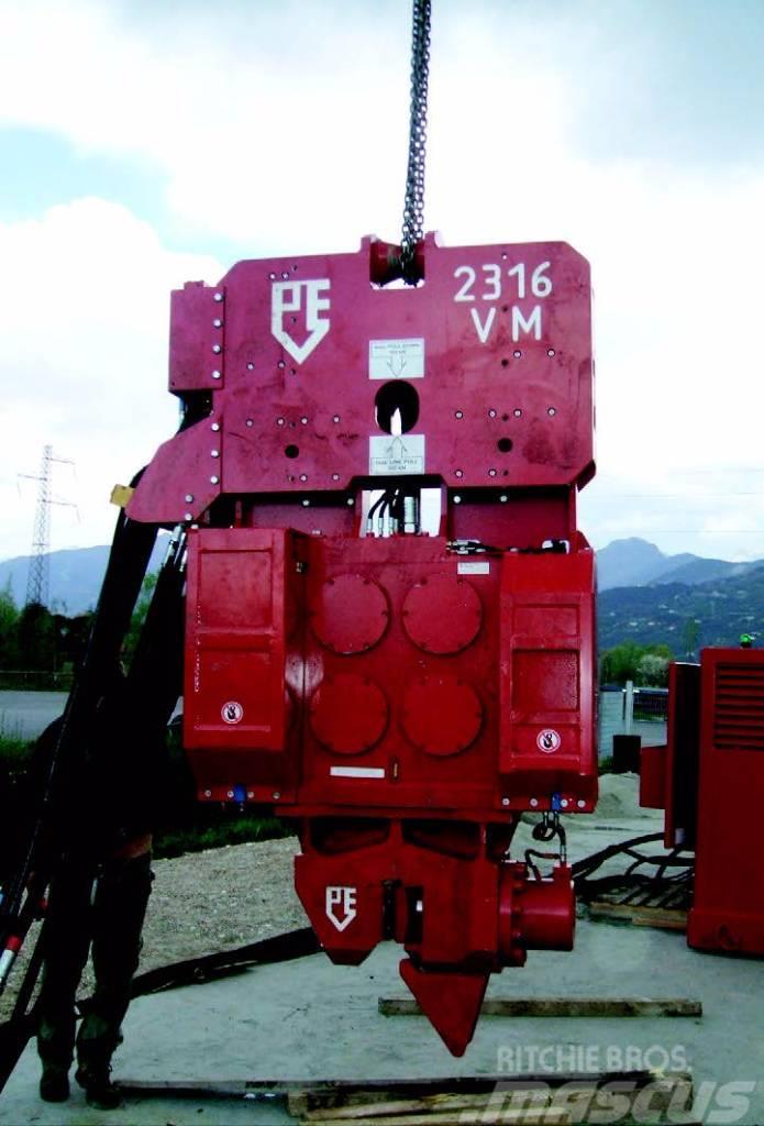 PVE 2316 VM