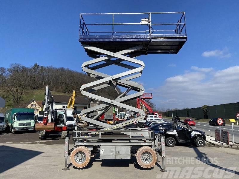 SkyJack SJ 7135 *12,7 Meter*Diesel*4x4*