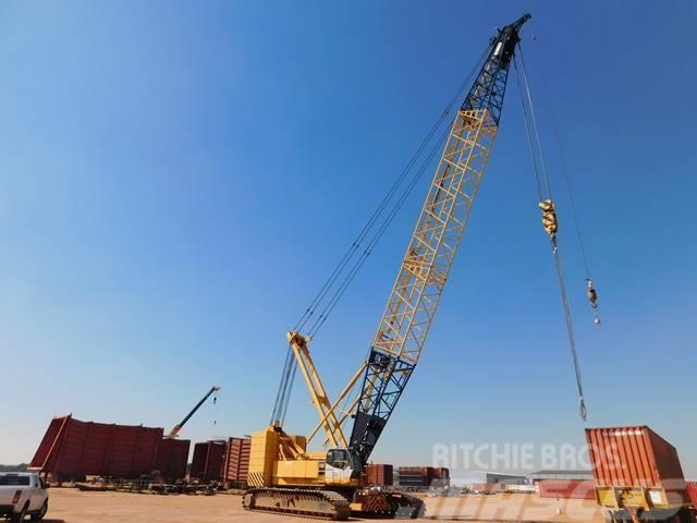 Kobelco CKF2500-2 250 Ton Crawler Crane