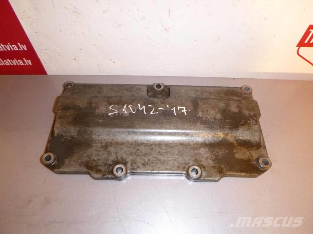 Scania R 420 COVER OF CYLINDER BLOCK 1497059
