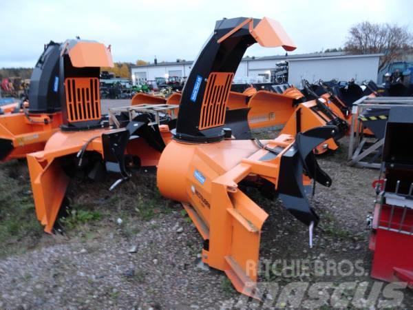 Westbjörn V3200 snöslunga Ny! Ord.pris 57000.-