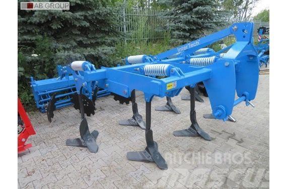 Inter-Tech Grubber 3 m/Cultivator/Dechaumeur a dents/Cultivad