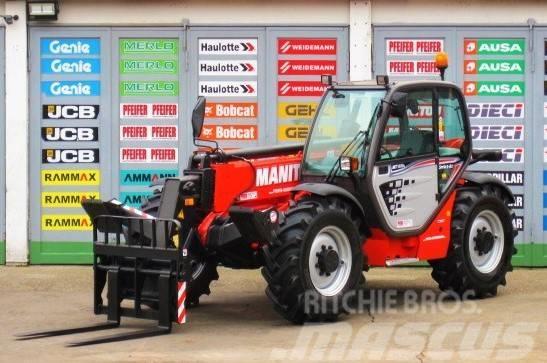 Manitou Manitou MT 1030 S Serie II-E2 4x4x4 - 10m / 3.0t.