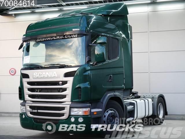 Scania G440 4X2 Retarder 3-Pedals Euro 5