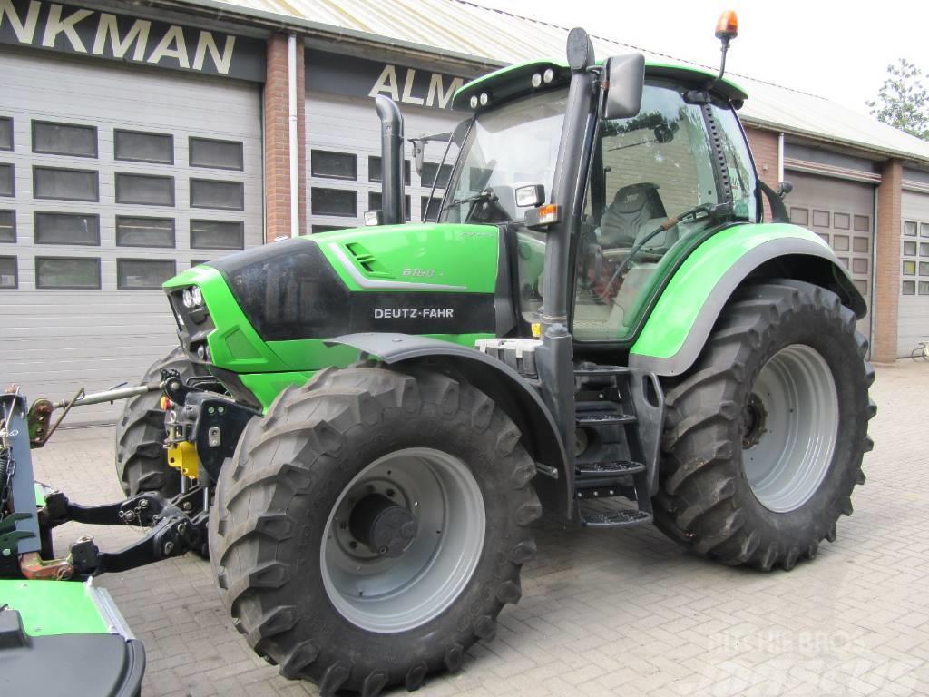 Deutz-Fahr AGROTRON 6160P