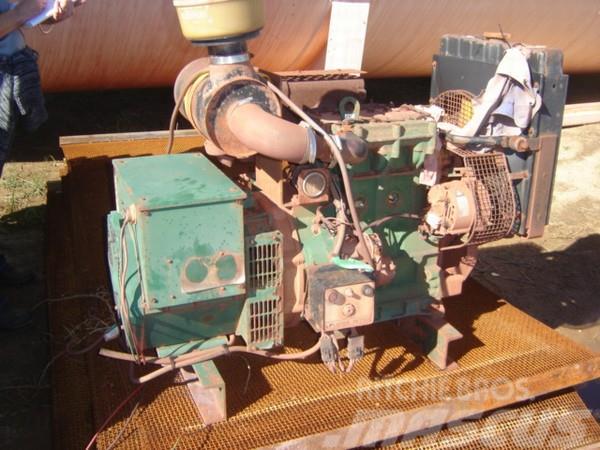 Lister Set 3 Cylinder Diesel