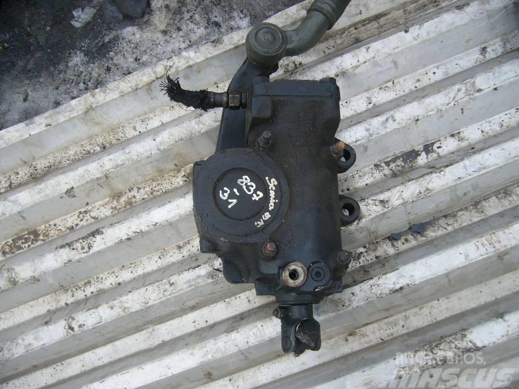 Scania 93 power steering