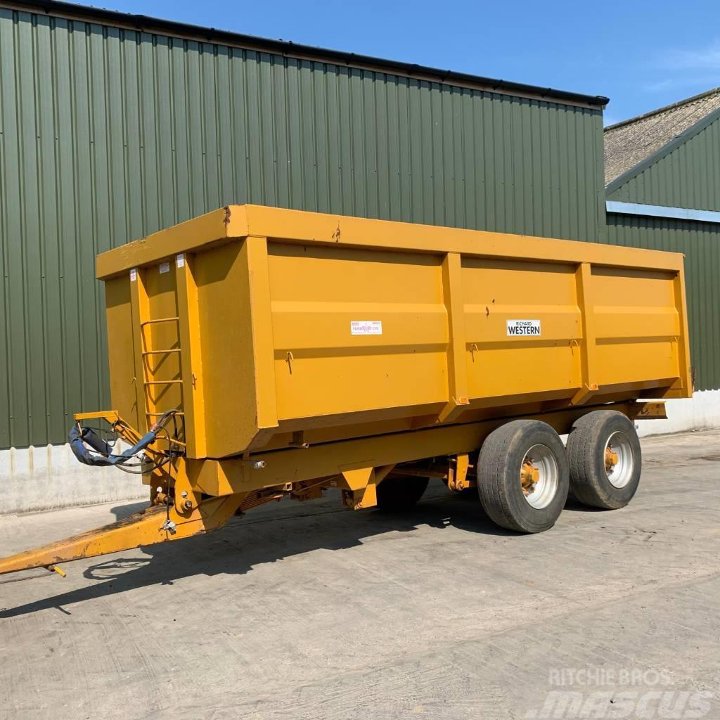 Richard Western 15 tonne trailer