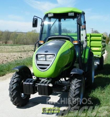Tuber 50 traktor Agrosat
