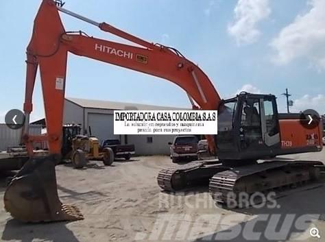 Hitachi ZX 240 LC-3