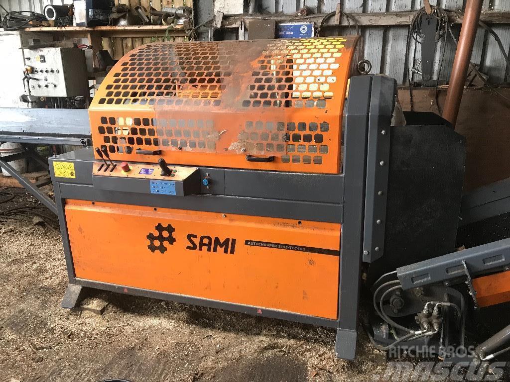 [Other] Firewood processor Samiautochopper