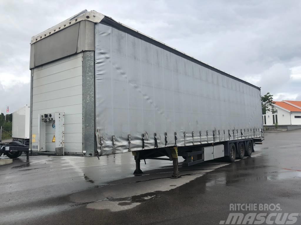 Schmitz Cargobull Kapelltrailer, BOS 072