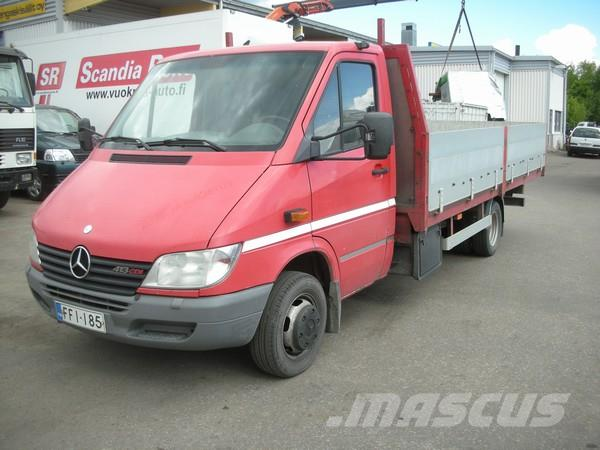 Mercedes-Benz Sprinter 413 cdi 4.6/4030