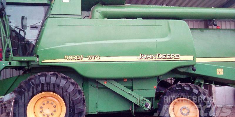 John Deere Модель9680 WTS