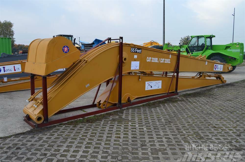 Caterpillar 320 B L с ковшом в комплекте