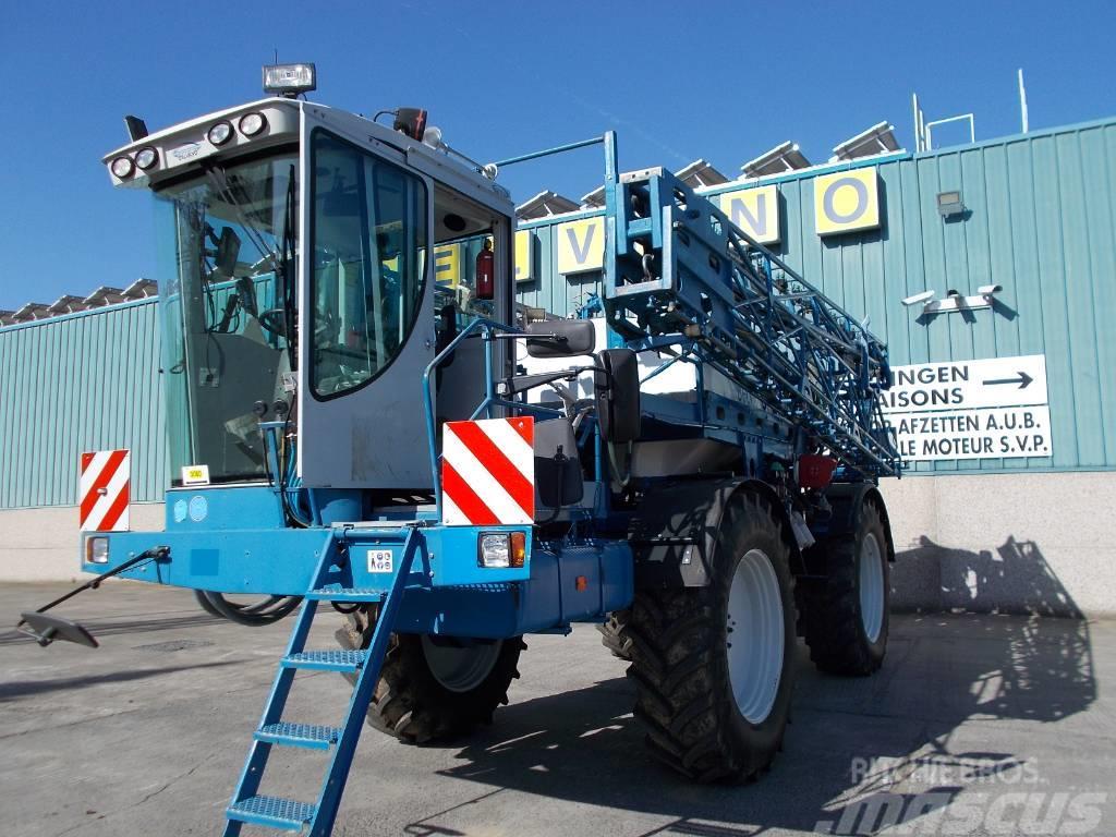 Delvano ref. 3080 Euro-Trac 45 m 5000 L