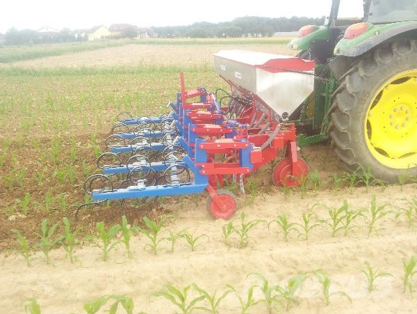 Prelog 4 R Okopalnik za koruzo - corn 4 order cultivator