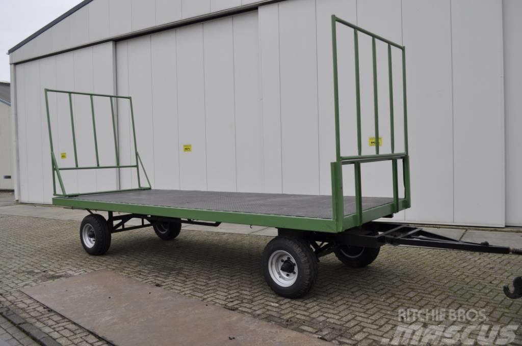 [Other] Landbouwwagen platte wagen