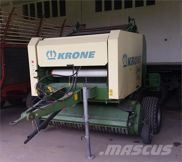 Krone Round Pack 1560 ECO