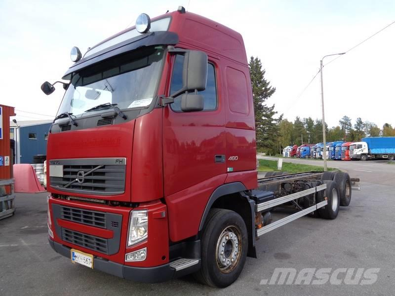 Volvo FH13 490