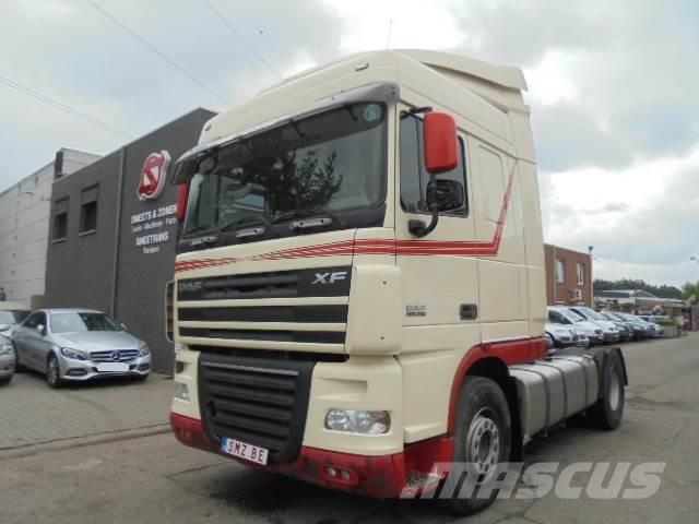 "DAF 105 XF 460 spacecab manual/E4/704""km"