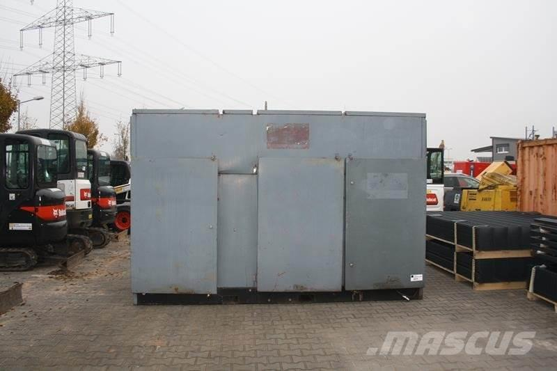 Atlas Copco GA 1407 Elektro Kompressor
