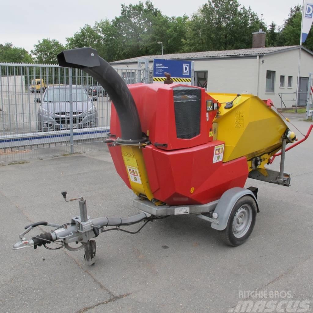 [Other] TS Industrie Tiger 25 D Holzschredder Holzhäcksler