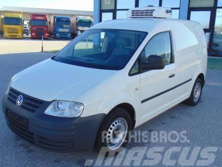 Volkswagen CADDY 2KN / EURO 4