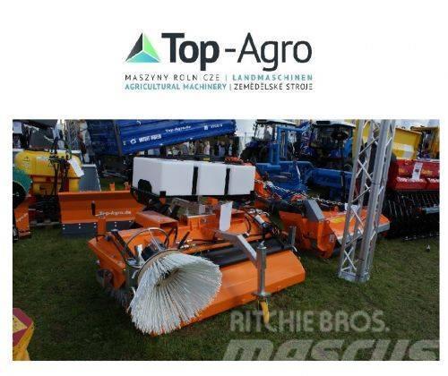 Top-Agro Sweeper 1,6m / balayeuse / măturătoare