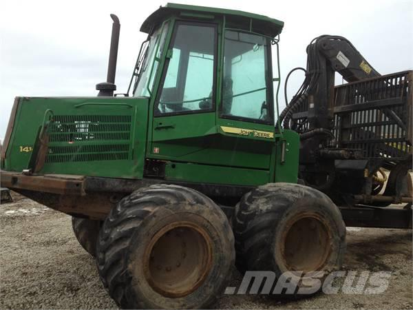 John Deere 1410 D for spareparts