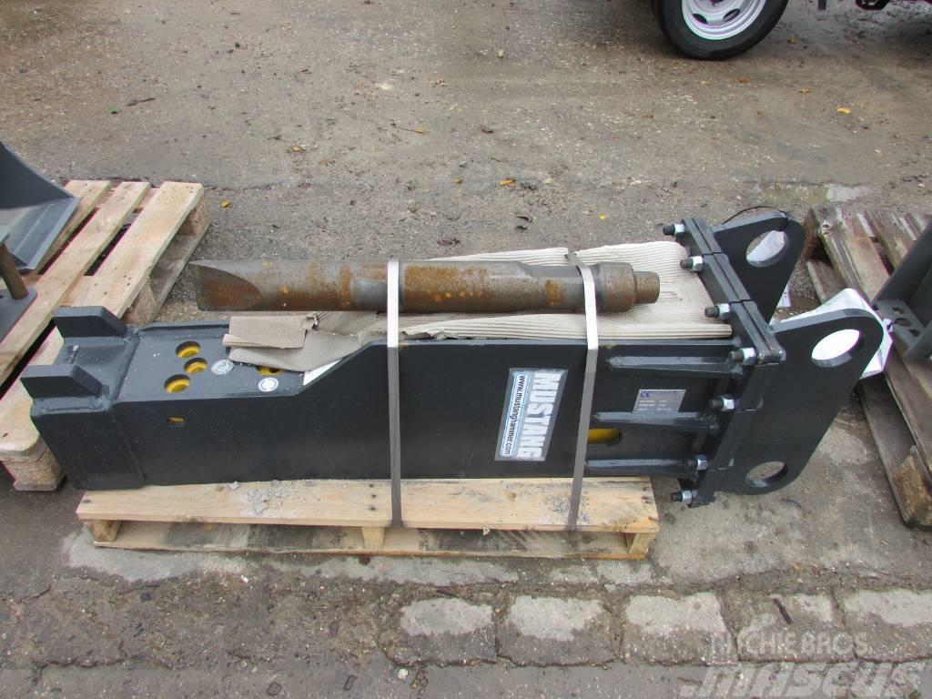 Mustang HM 1000 Hydraulikhammer
