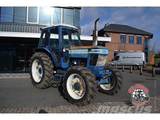 Ford 6710 4wd,